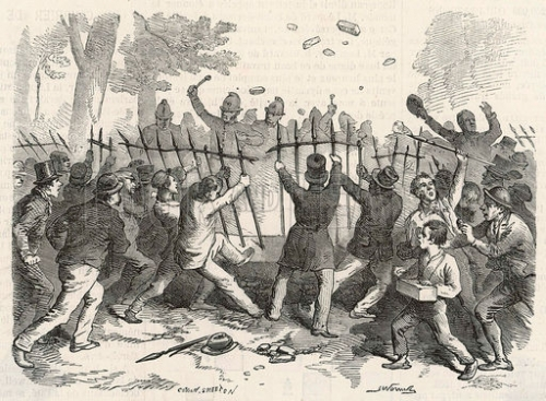 Chartists Riots