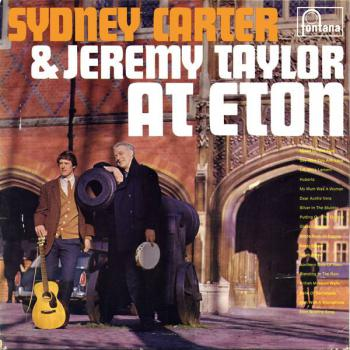 Sydney Carter & Jeremy Taylor at Eton