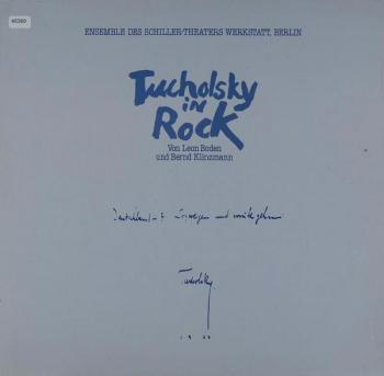 Tucholsky in Rock
