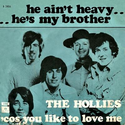 the hollies-he aint heavy - hes my brother s 4