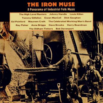 The Iron Muse - A ‎Panorama of Industrial Folk Music