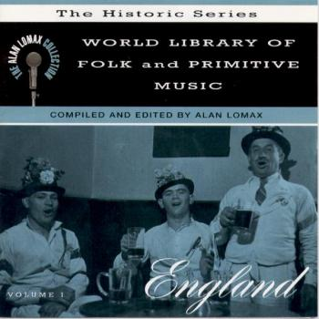 World ‎Library of Folk and Primitive Music – England